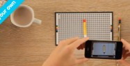 Lego Life of George Screenshot of Mobile GameBoard-Style Alternate Reality iTunes App