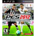 Pro Evolution Soccer 2012 Box Artwork