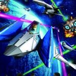 Star Fox 64 3D High Definition Cover 3DS Art