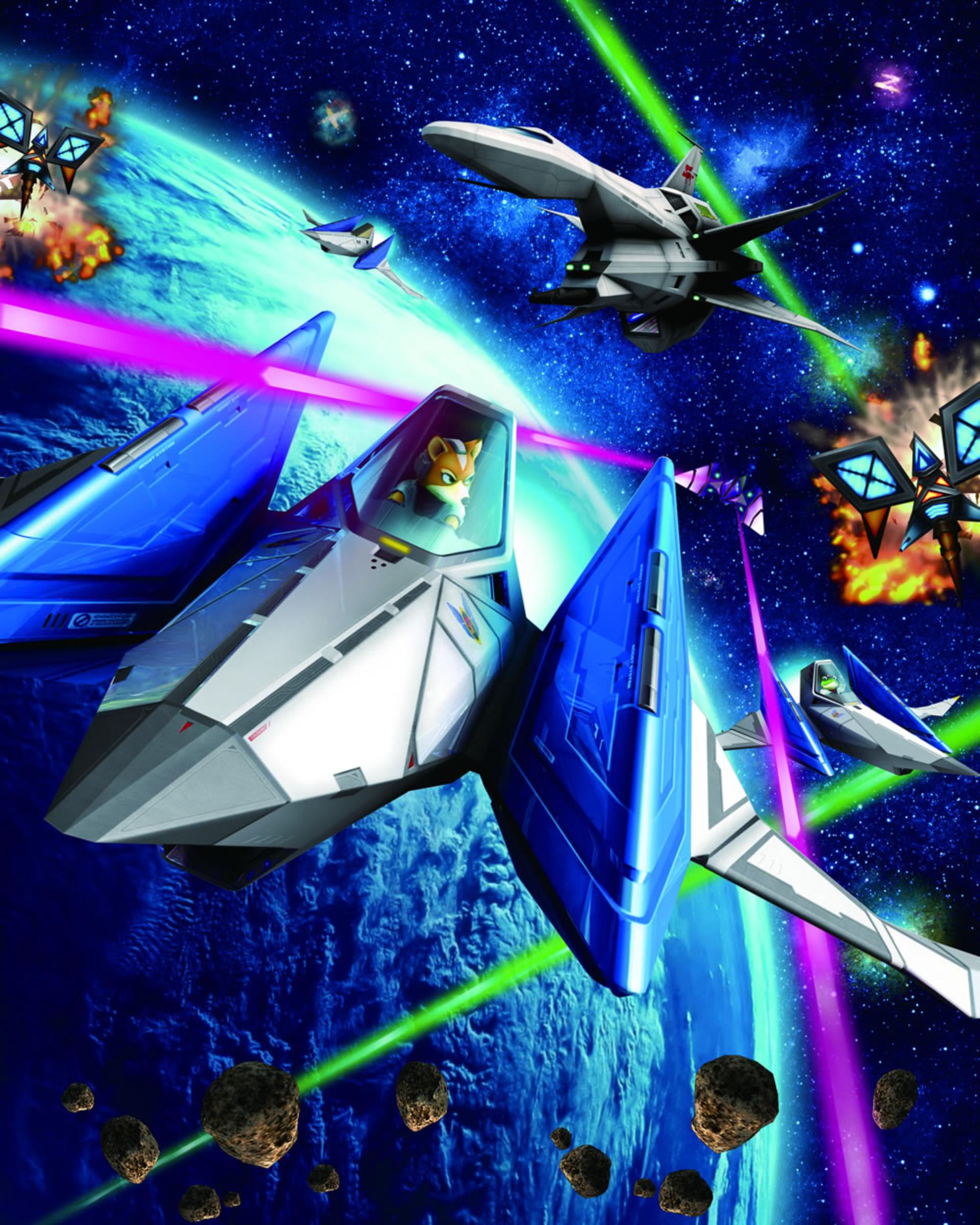 [Top 10] - Nintendo 3ds Star-fox-64-3d-cover-artwork-hd