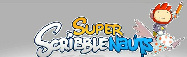 Super Scribblenauts Easter Eggs Artwork