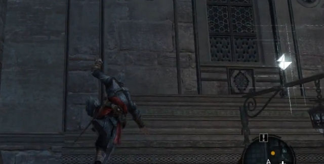 Assassin's Creed Revelations Animus Data Fragments screenshot