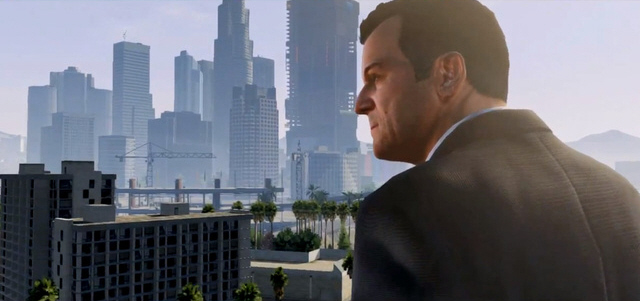 The GTAV Main Character? Could This Be Tommy Vercetti or Claude?