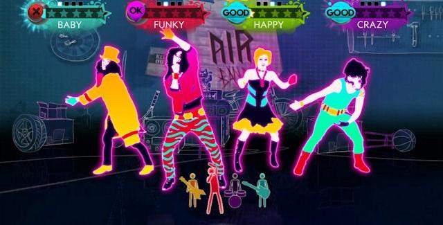 Just Dance 3 review screenshot