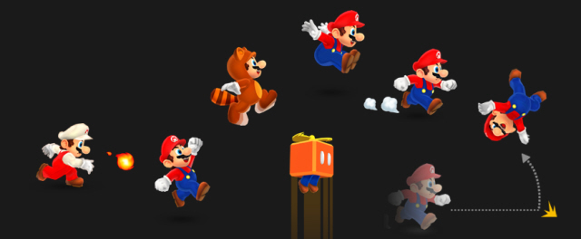 Super Mario 3D Land Easter Eggs and Secrets Guide Art