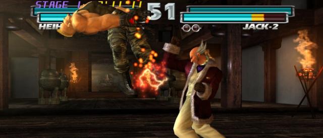 Tekken Tag Tournament HD Unlockable Characters Screenshot (Jack-2)