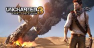 Uncharted 3 review artwork