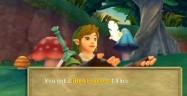 The Legend of Zelda: Skyward Sword Bird Feather Screenshot
