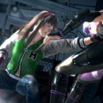 Hitomi vs Ayane Dead or Alive 5 Screenshot