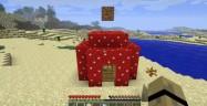 Grown House In Minecraft