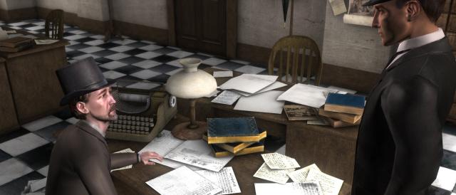 Sherlock Holmes Versus Jack the Ripper Walkthrough Screenshot
