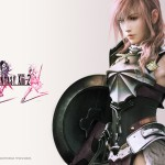 Final Fantasy XIII-2 Lightning Wallpaper