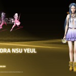 Final Fantasy XIII-2 Paddra Wallpaper