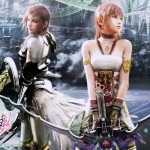 Final Fantasy XIII-2 Sisters Wallpaper