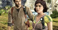 Uncharted: Golden Abyss stars Nathan Drake and Marisa Chase