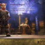 Kingdoms Of Amalur Reckoning Hugues Wallpaper