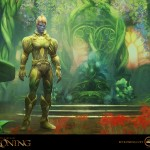 Kingdoms Of Amalur Reckoning Titarion Wallpaper