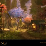 Kingdoms Of Amalur Reckoning Travelers Star Camp Wallpaper