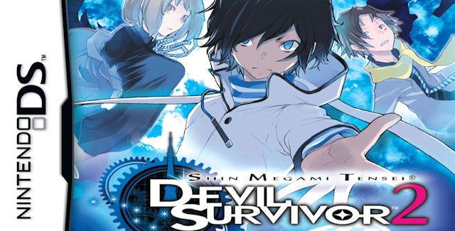 Shin Megami Tensei: Devil Survivor 2 Walkthrough Cover