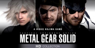 Metal Gear Solid HD Collection cover