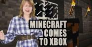 Minecraft Comes to Xbox 360