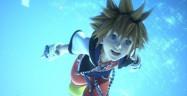 Kingdom Hearts 3D Sora CGI Screenshot
