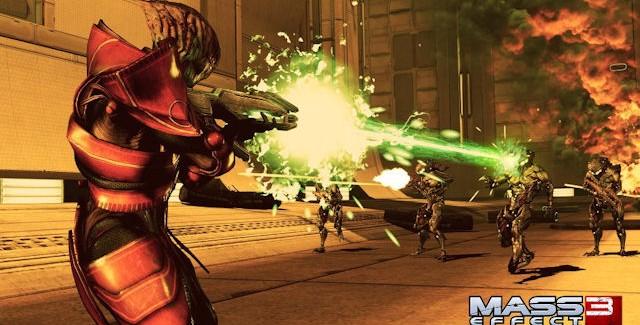 Mass Effect 3: From Ashes Walkthrough Screenshot