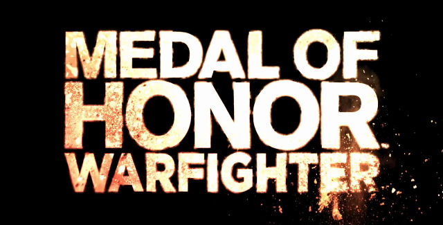 medal of honor warfighter logo Medal of Honor: Warfighter PC Game Review