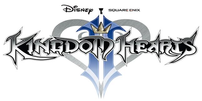 Kingdom Hearts II Logo