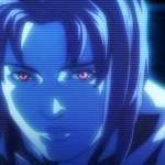 Anime Cortana in Halo Legends' Halo 4 prequel Origins