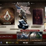 Assassin's Creed 3 Collector's Freedom Edition