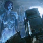Cortana Model In Halo 4