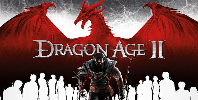 Dragon Age 2 Logo