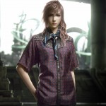Final Fantasy XIII-2 Lightning Fashion Model
