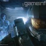Halo 4 Cortana Model