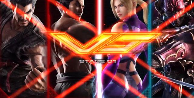 Tekken Tag Tournament 2 Custom Teams VS Screenshot