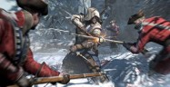 Assassins Creed 3 Connor Fight Screenshot