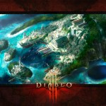 Diablo 3 Sanctuary Island Wallpaper