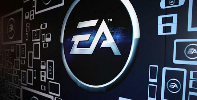 E3 2012 EA Press Conference logo