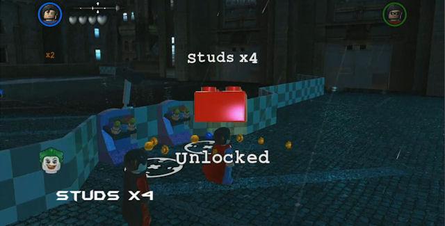 Lego Batman 2 Red Bricks Locations Guide