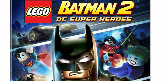 Lego Batman 2 Walkthrough