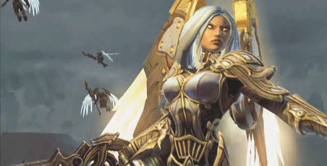 Darksiders 2 Angel picture