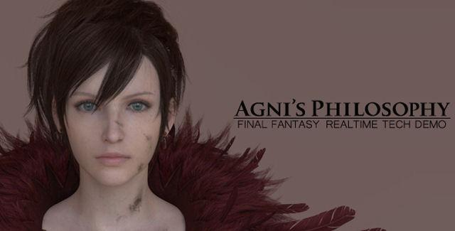 Final Fantasy XV Tech Demo