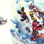 Kingdom Hearts 3D Wallpaper