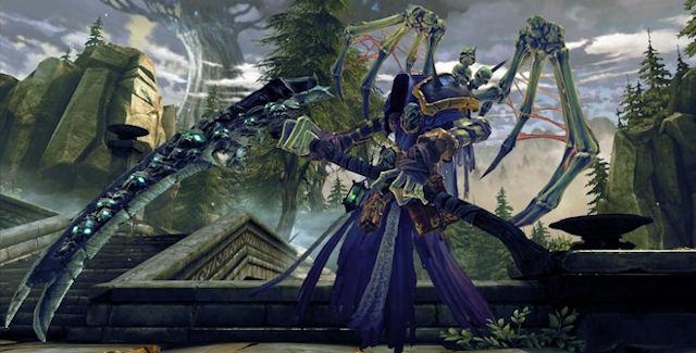 Darksiders 2 Death Grim Reaper Form Unlocked