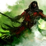 Guild Wars 2 Magic Wallpaper