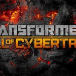 Transformers Fall of Cybertron Logo Wallpaper