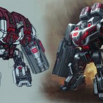 Transformers Fall of Cybertron Titan Wallpaper