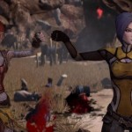Borderlands 2 Lilith Brofists Maya Wallpaper