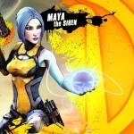 Borderlands 2 Siren Wallpaper